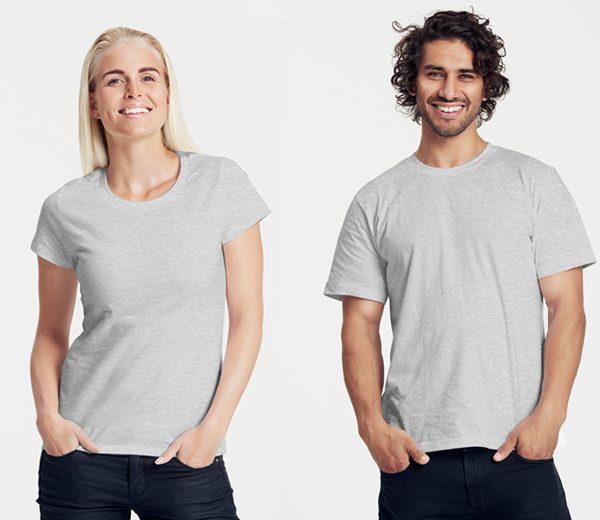 Klassisches T-Shirt für Damen und Herren