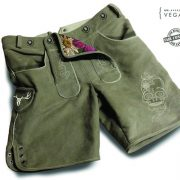 Vegane Lederhose für Damen