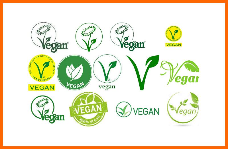 vegane Siegel und Zertifikate