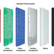 Cool-card - verfügbare Farben
