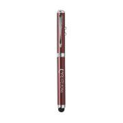 Touch Pen mit Laserpointer und LED - rot