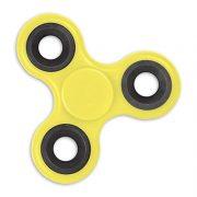 Fidget Spinner gelb