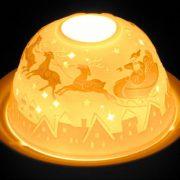 Dome Light Weihnachtsschlitten