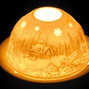 Dome Light Winterlandschaft