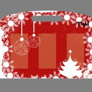 Tee-Tasche Weihnachten 5
