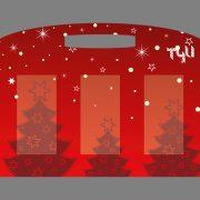 Tee-Tasche Weihnachten 4
