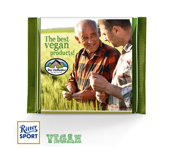 Ritter Sport 100g vegan