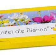 Bienchen Samenpapier geschlossen