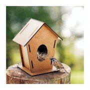 Vogelhaus Tomi Natur