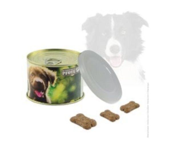 Hunde Leckerli Konservendose