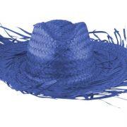 Strohhut Fernandez Sombrero blau