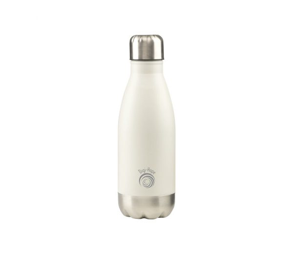 Topflash Thermosflasche small weiß