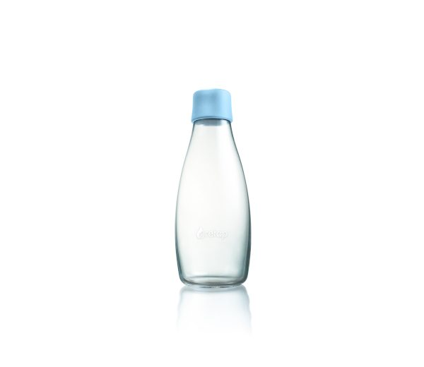 Retap bottle 0,5 Liter babyblau