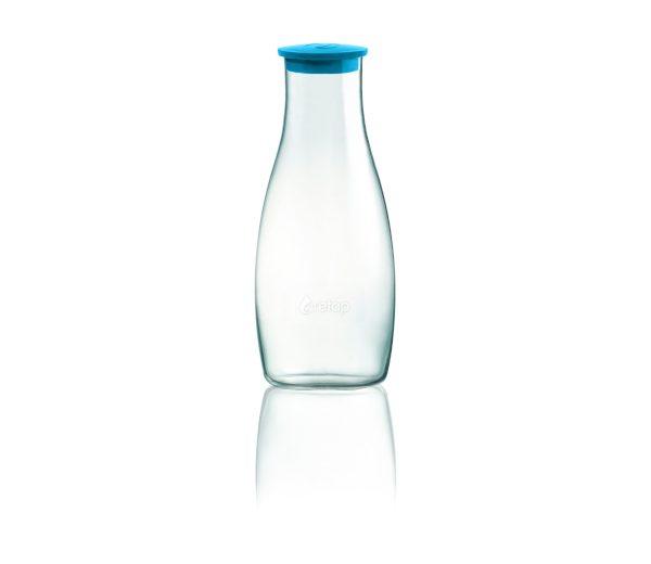 Retap Karaffe 1,2 Liter hellblau