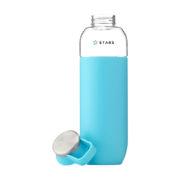 Luxus Trinkflasche offen