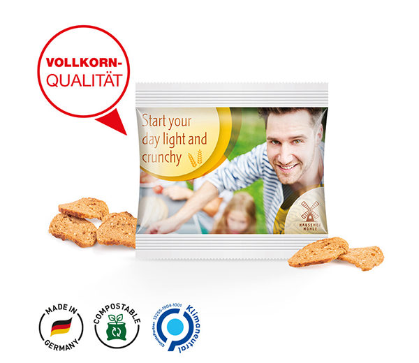 Brot Chips Give-Away