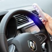 UV-C LED Sterilisationslampe für Unterwegs