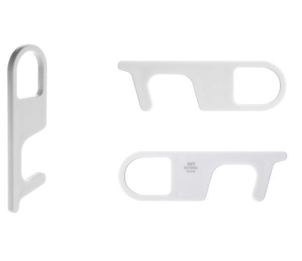 Antibakterieller Hygieneschlüssel Schlüsselanhänger