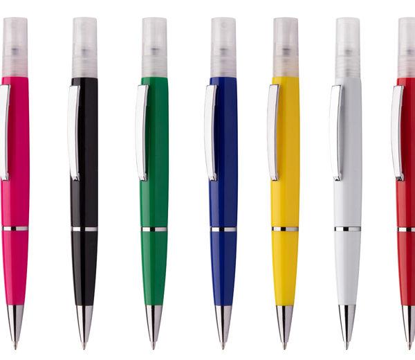 Kugelschreiber mit Sprühfunktion - Sprühstift - 3ml